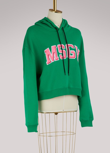 MSGMLogo MSGM hoodie sweatshirt