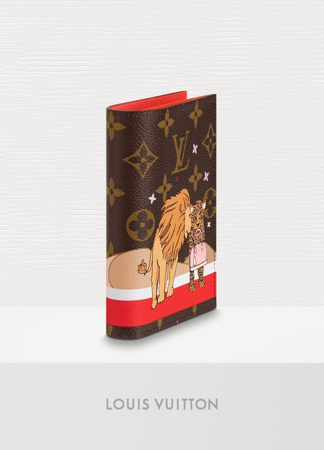 c9b1d8f08ff Louis Vuitton Passport Cover