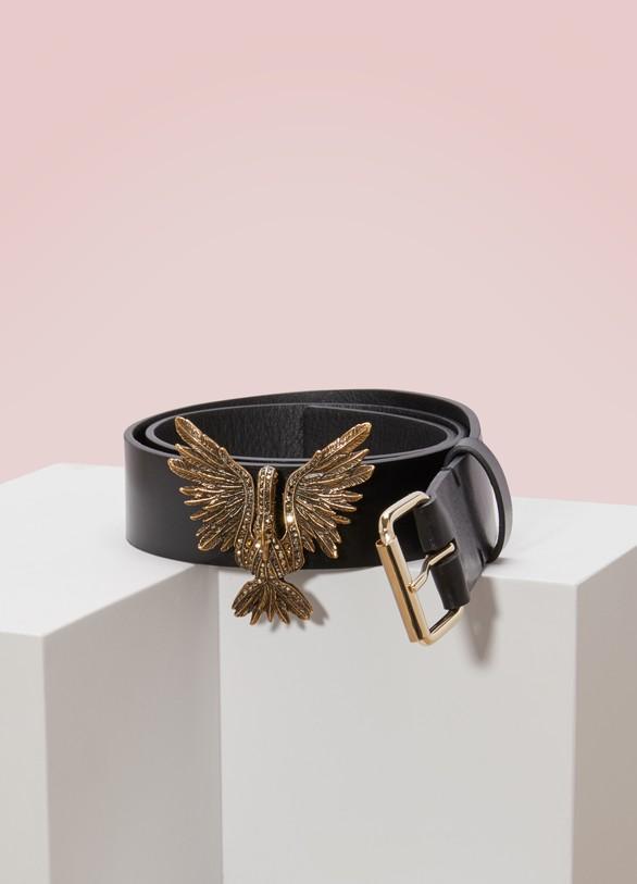 LanvinPhoenix Swan Belt