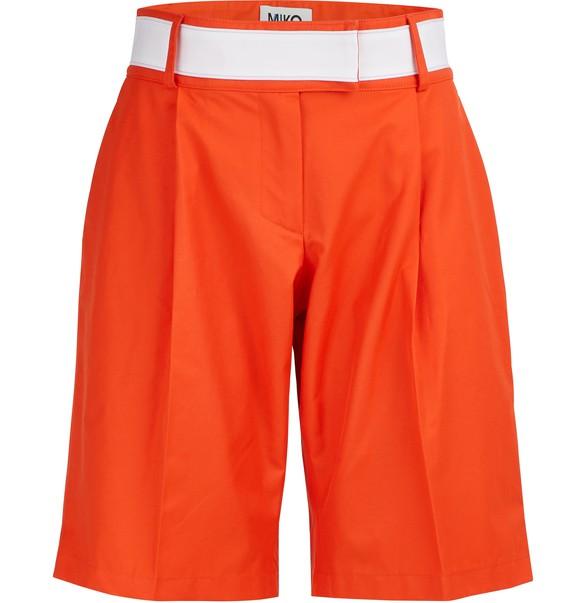 MIKO MIKOCotton Bermuda shorts