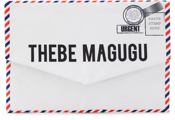 THEBE MAGUGUEnvelope clutch