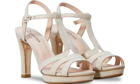 REPETTO Bikini sandals with heels