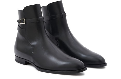 CELINEJodhpur Drugstore ankle boots in calfskin