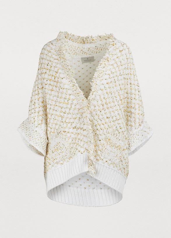 Maison UllensCardigan Chunky knit