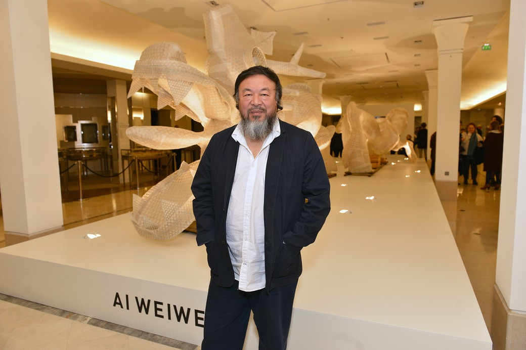 Ai Weiwei  - © Say Who