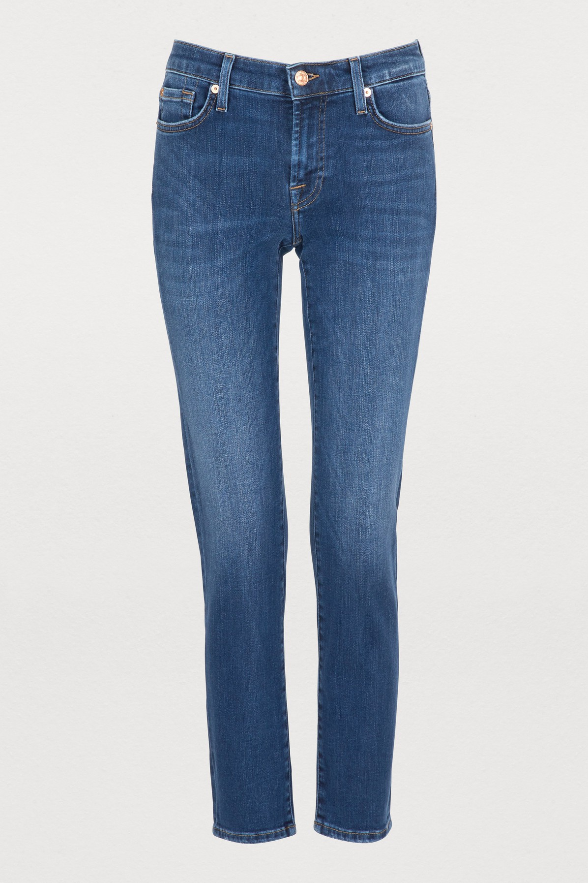 7 FOR ALL MANKIND | The Pyper Jeans | Goxip