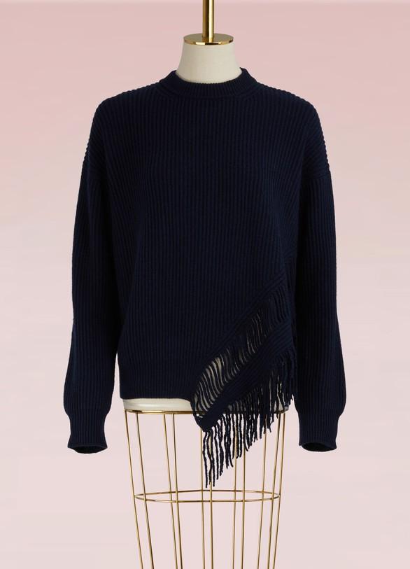 Stella McCartneyFringe Cashmere Sweater