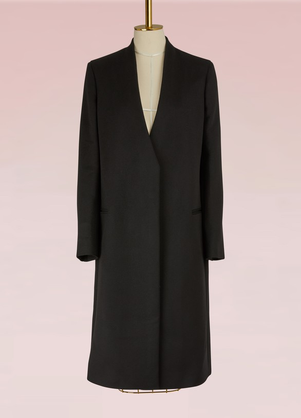 Ports 1961 Double breasted long coat