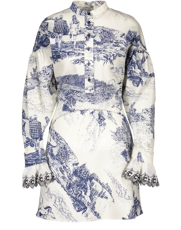 CHLOEPrinted tunic