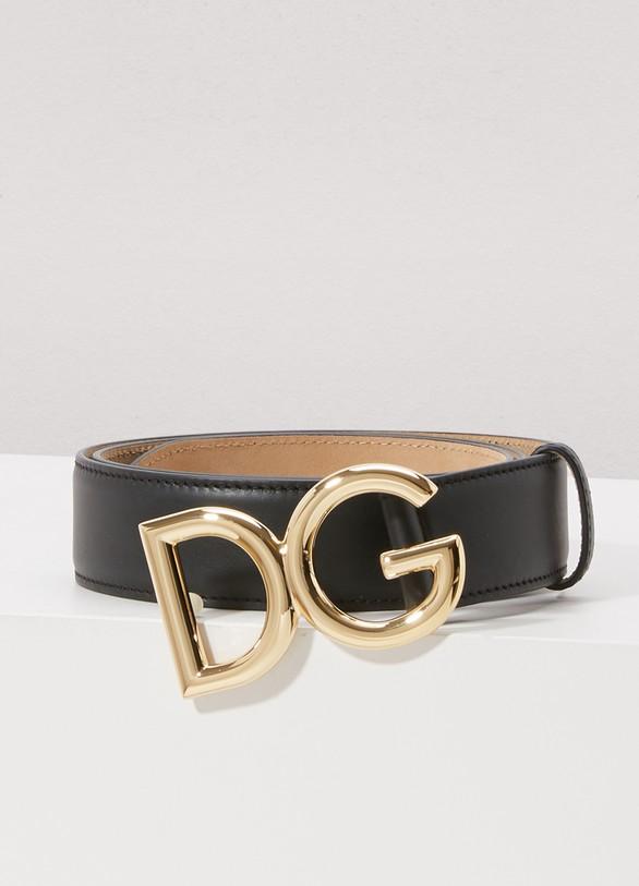 9e7080fce318 Dolce   Gabbana Ceinture DG