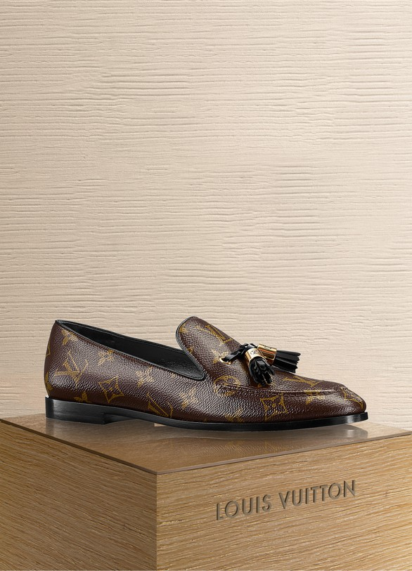 Louis VuittonSociety Loafer