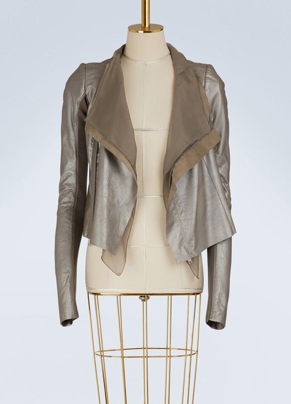 Rick OwensLeather jacket