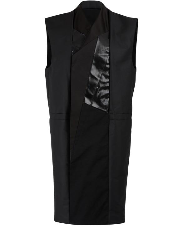 RICK OWENSSleeveless coat