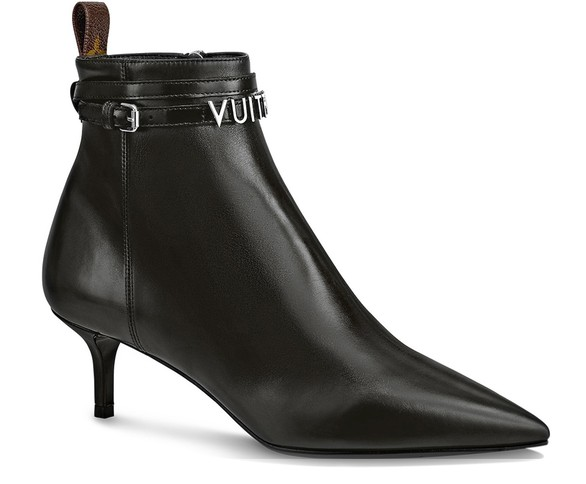 Louis VuittonCall Back Ankle Boots
