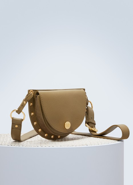 See by Chloé Leather Kriss shoulder bag