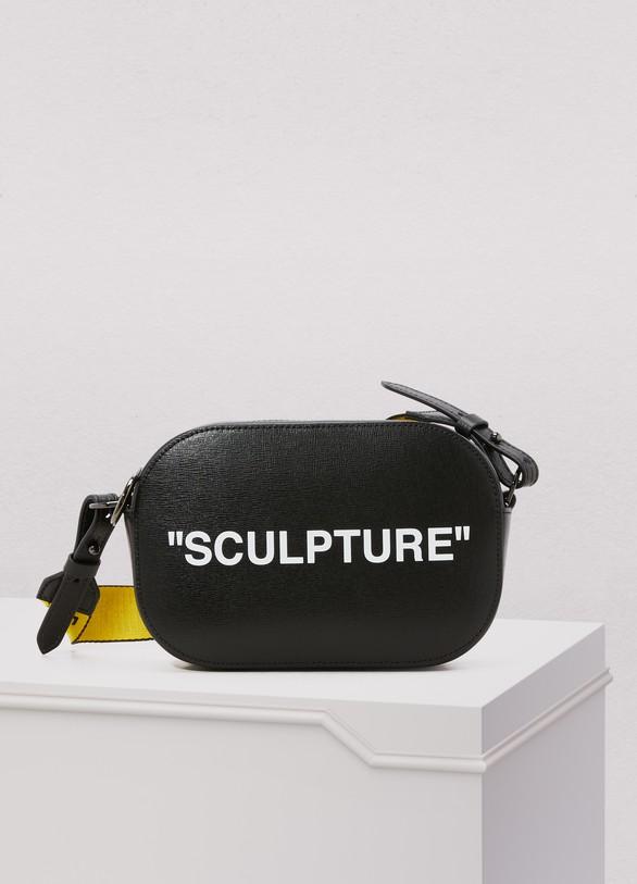 Off WhiteSac porté croisé Sculpture