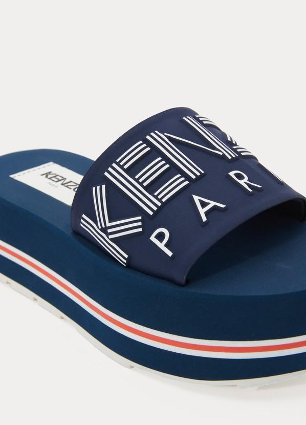 5578f763efb Kenzo Logo sandals ...