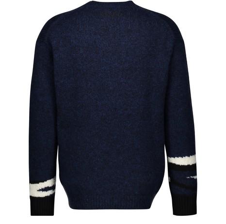 KENZOTiger knit jumper