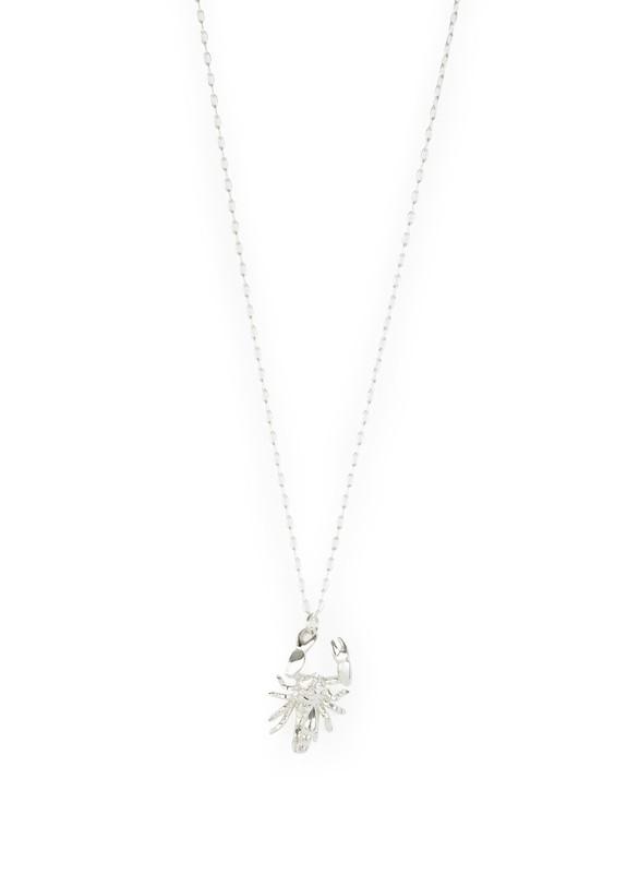 """AMBUSH""""Scorpion Charm"""" necklace"""