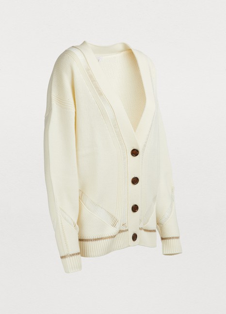 See by Chloé Wool cardigan