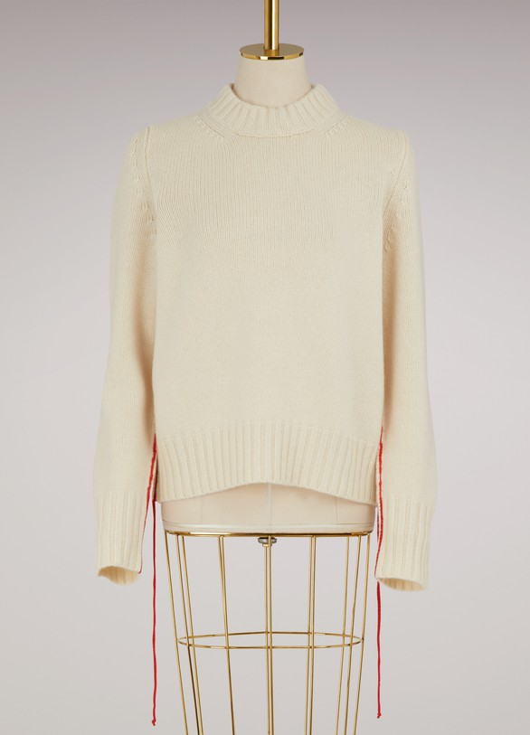 The Row Pullover Scottdale