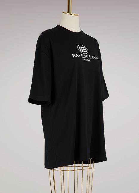 BalenciagaT-shirt oversize BB