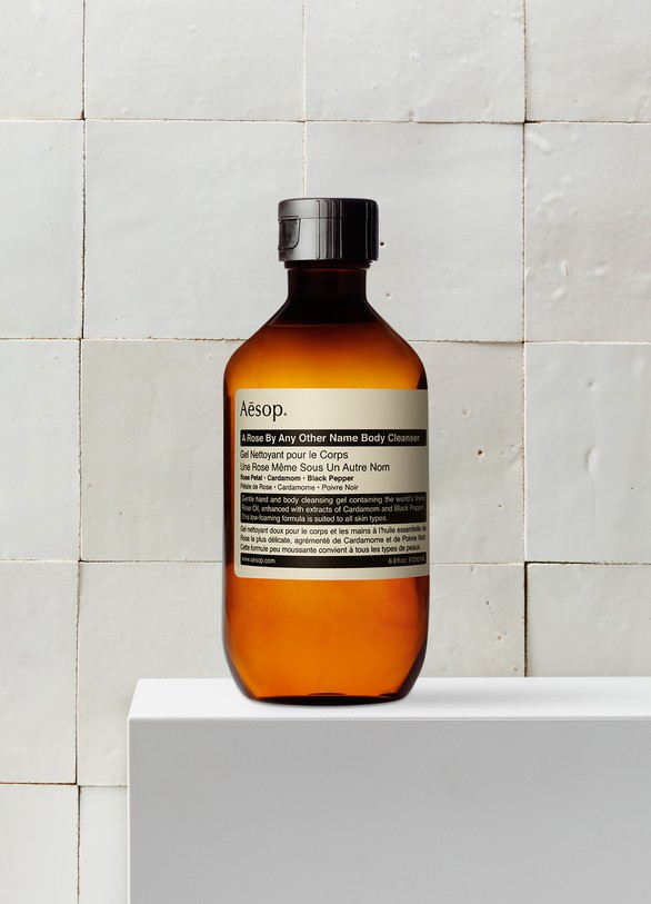 Aesop A Rose By Any Other Name Body Cleanser
