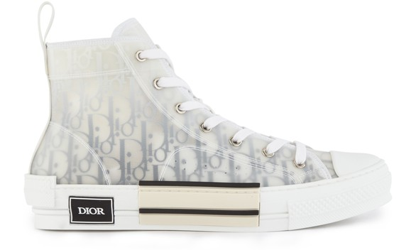 DIORB23 High-top Sneakers