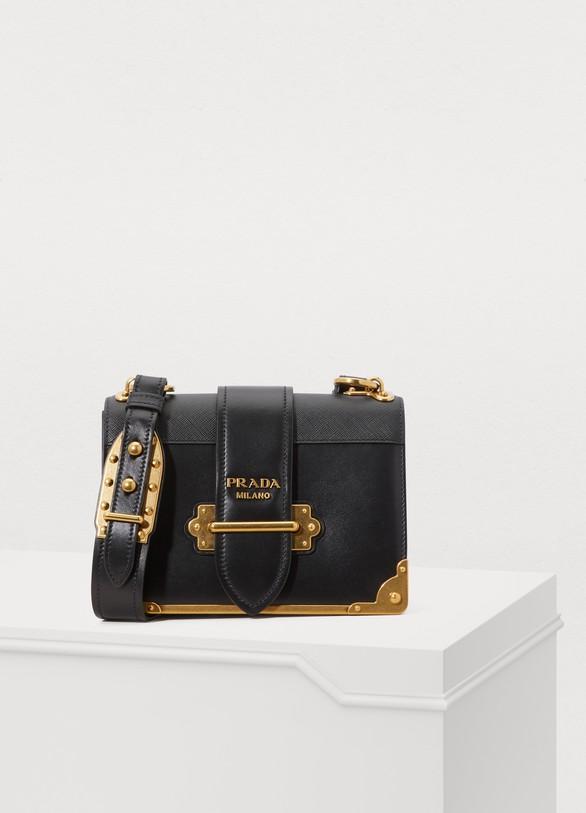 fba9e8173edd Prada. Prada Cahier crossbody bag