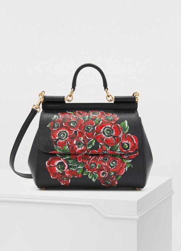 Sac porté main Sicily femme   Dolce   Gabbana   24 Sèvres 542acc51c2eb