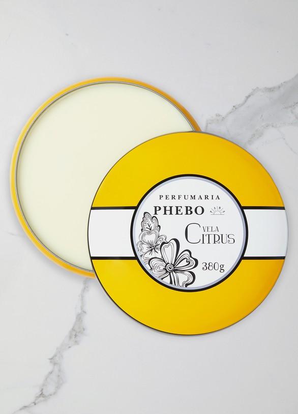 PheboBougie Citrus 380 g