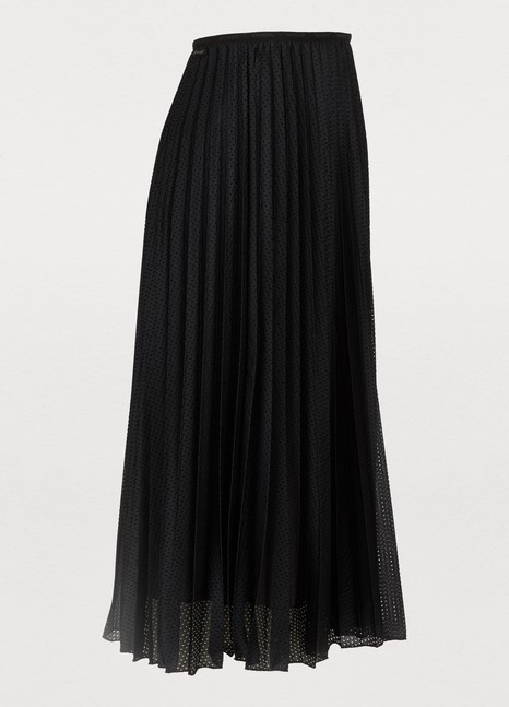 MONCLERPleated midi skirt