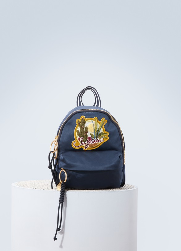 See by Chloé Cactus backpack