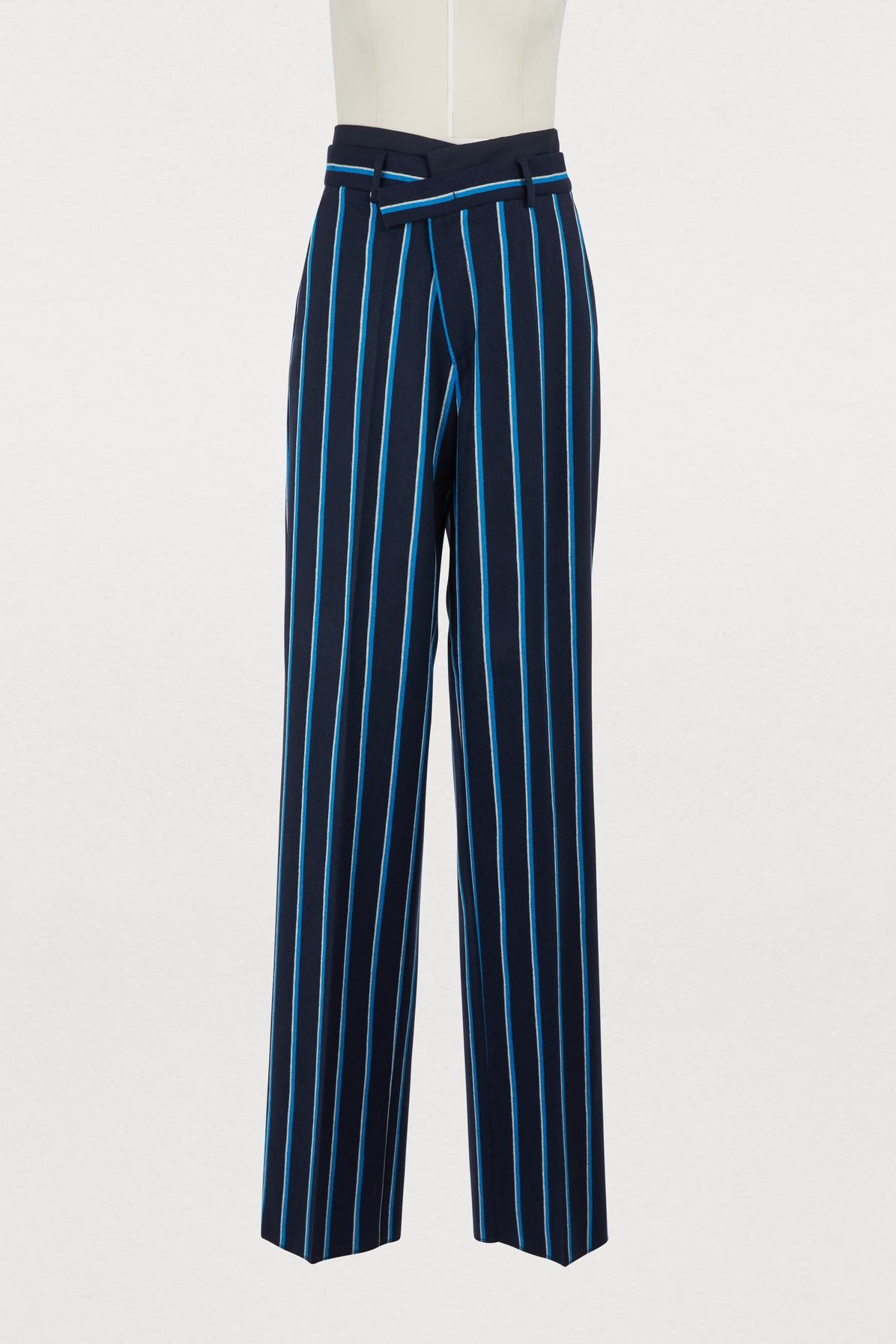 SPORTMAX | Spider wool pants | Goxip