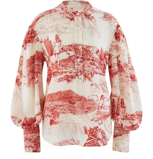 CHLOESilk blouse