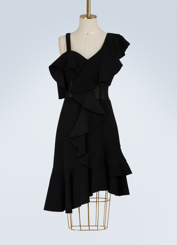 Proenza Schouler Asymetrical dress