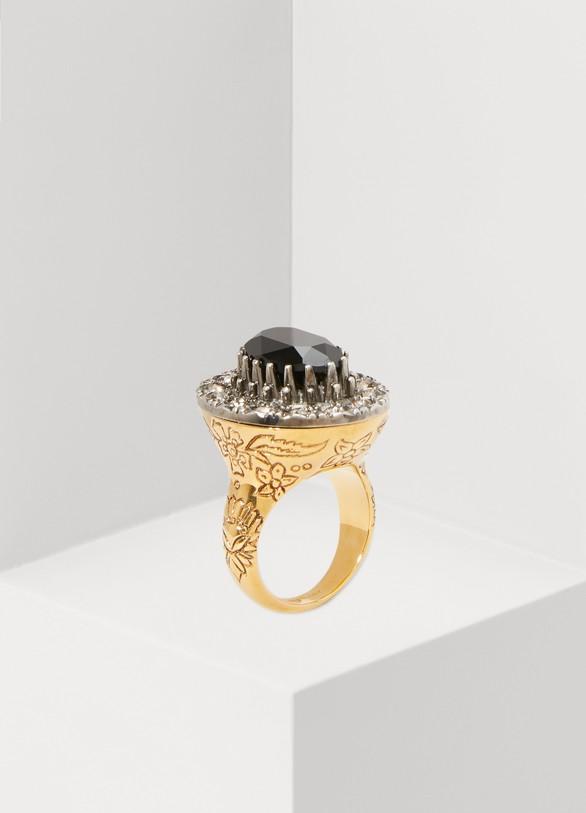 Alexander McQueenJewelled ring
