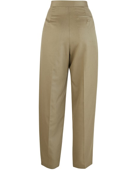 AMBUSH High waist wool trousers