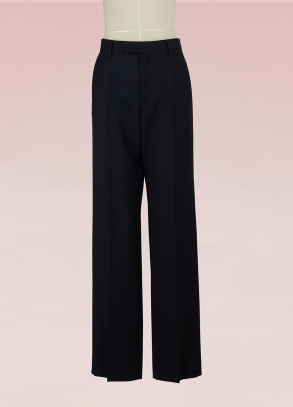 Maison Margiela Wool Pants
