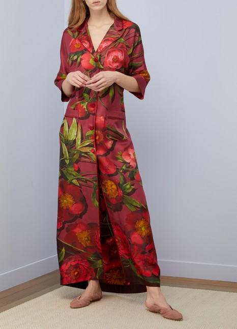 F.R.S For Restless SleepersEurinome silk dress