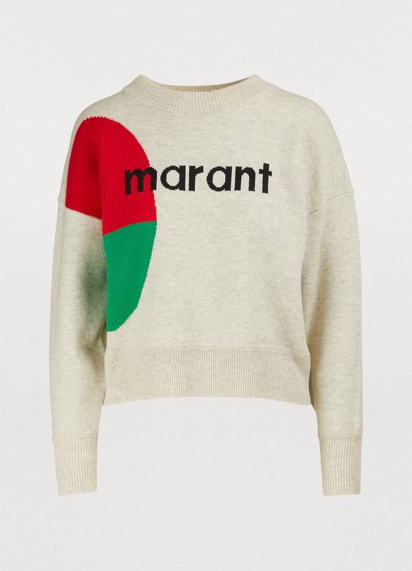 Isabel Marant EtoileKorbin sweater