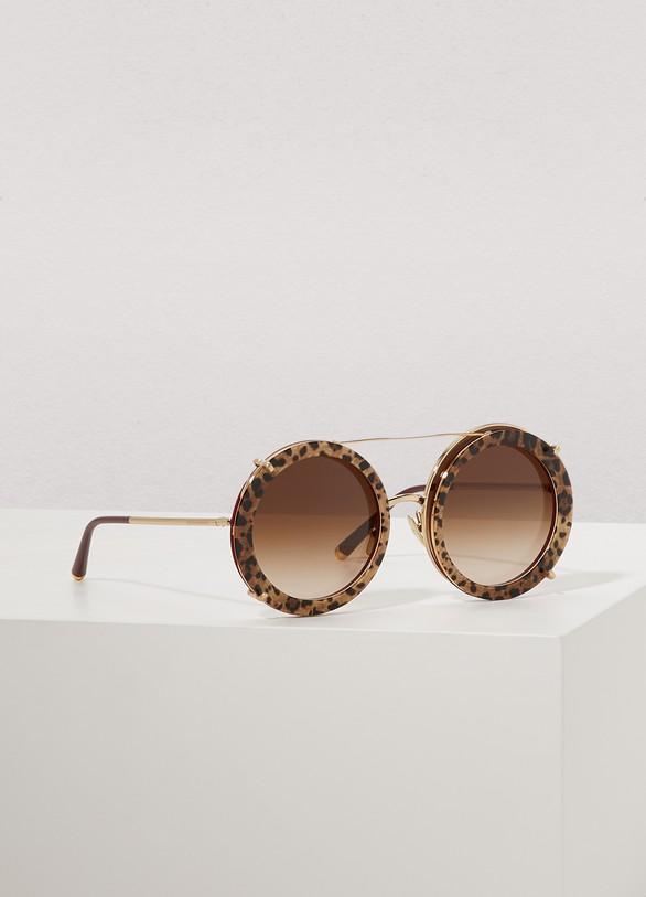Dolce & GabbanaLunettes de soleil Customize Your Eyes