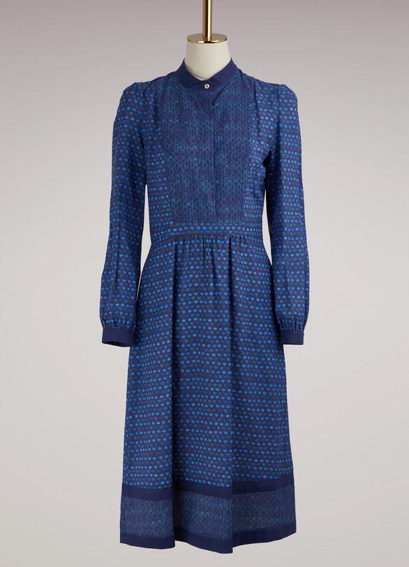 A.P.C.Robe longue Romy