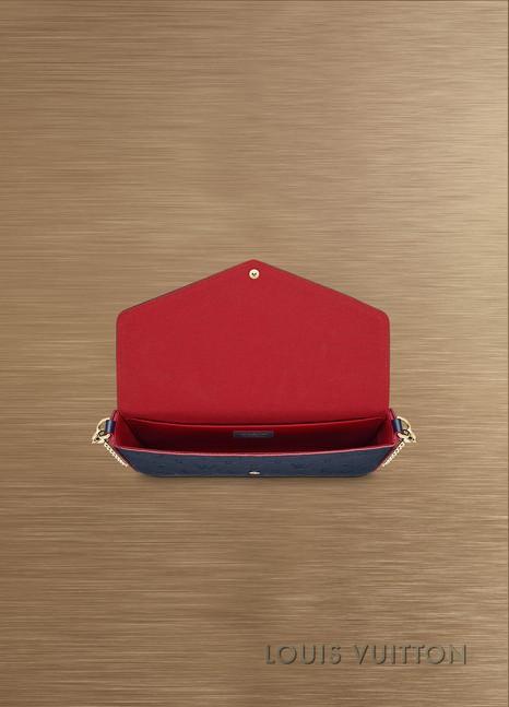 3a6afb52ae Pochette Félicie femme | Louis Vuitton | 24S | 24S