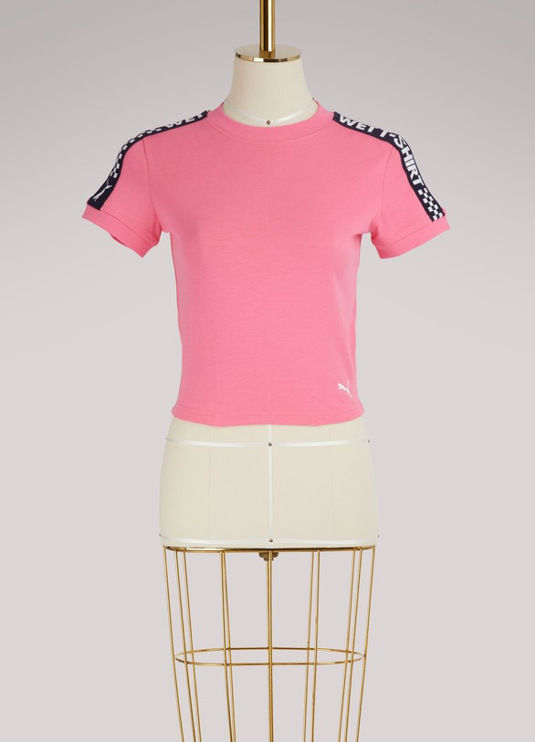 new style d75ad 0006c Cropped T-shirt