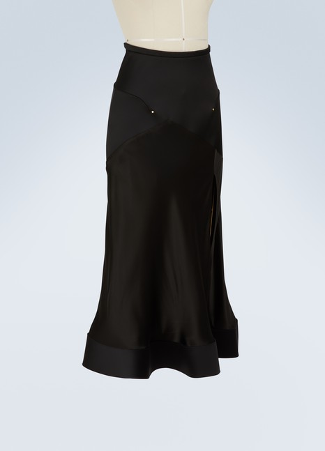 Esteban Cortazar Circle midi skirt