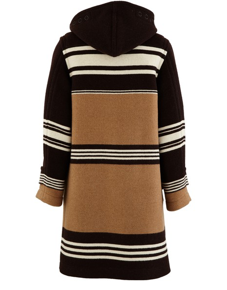 BURBERRY Woollen coat
