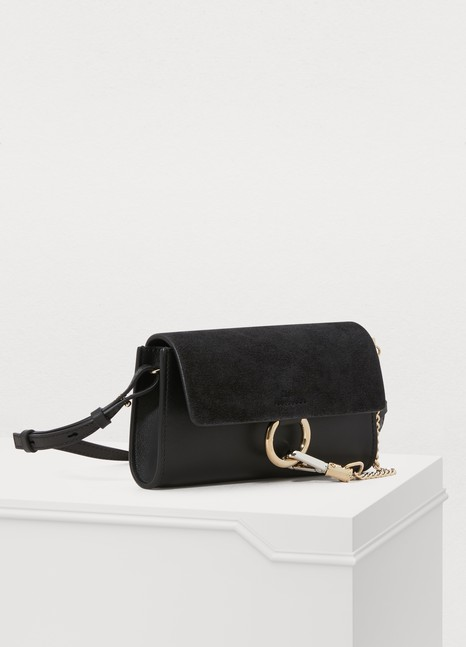 ChloéFaye wallet on strap