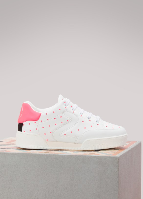 Stella McCartney Stella polka dot sneakers