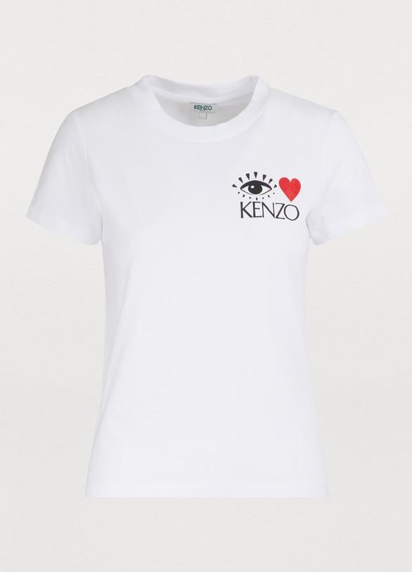 ea8c2fb63bd65 Women's Valentine T-shirt | Kenzo | 24S | 24S